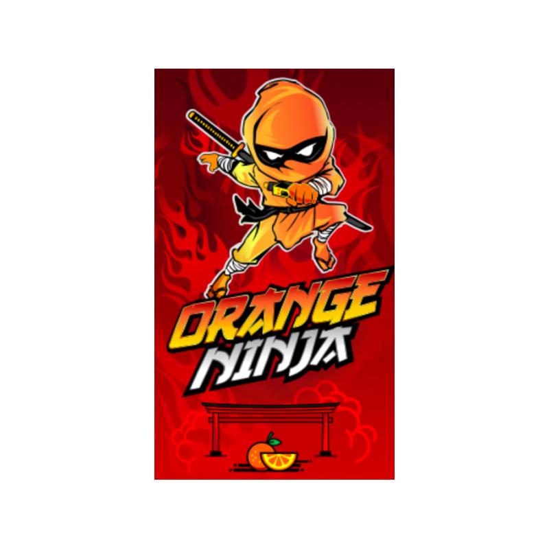Orange Ninja