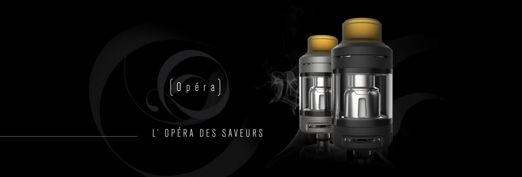 OPERA, L'opéra des saveurs